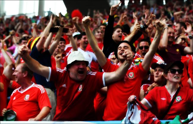 Gales: La fuerza deldragón
