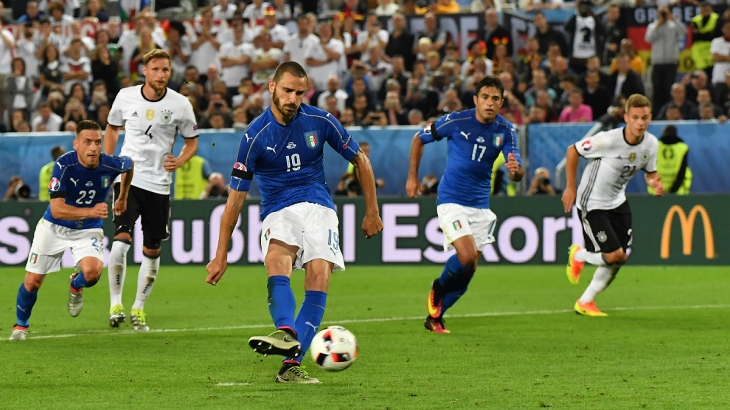 Germany v Italy - UEFA Euro 2016 Quarter-Final