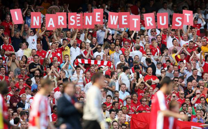 In Arsene We Trust?