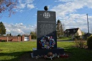 Monumento al Batallón de los Futbolistas