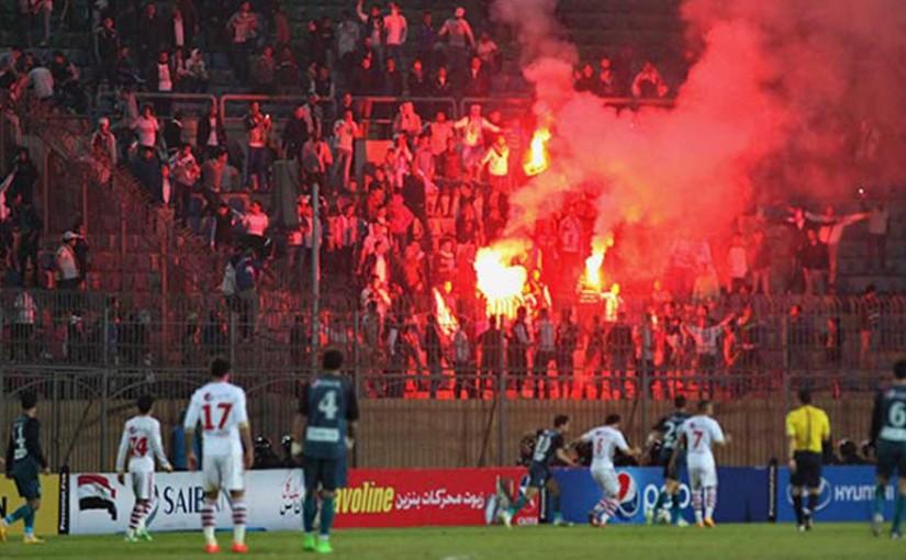 Tragedia de Port Said, guerra del futbol enEgipto