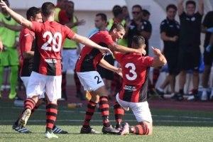 Momento histórico para el fútbol gibraltareño - Foto: UEFA.com