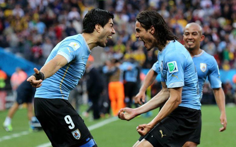 URUGUAY VS. INGLATERRA