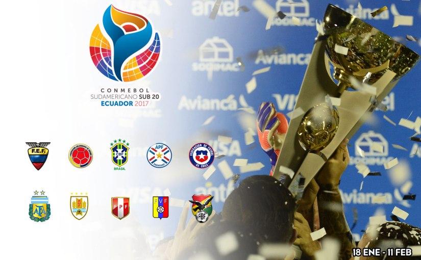 Comienza la Fase Final del Sudamericano Sub20