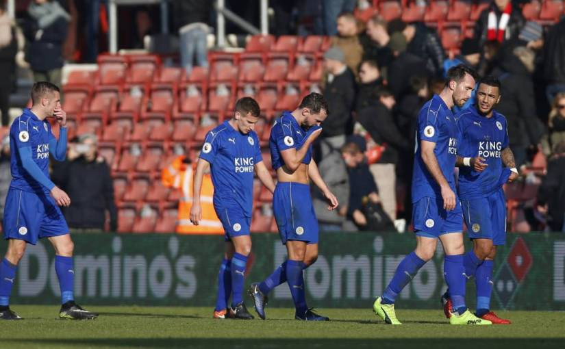 Leicester City sin rumbo