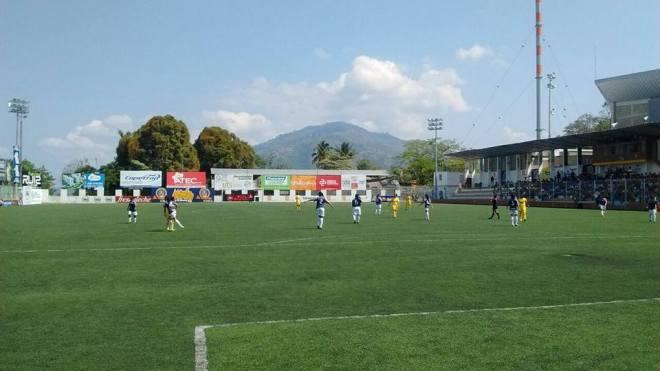 Atlético Bucaramanga vs. Envigado, primera fecha de la Liga Femenina Águila.