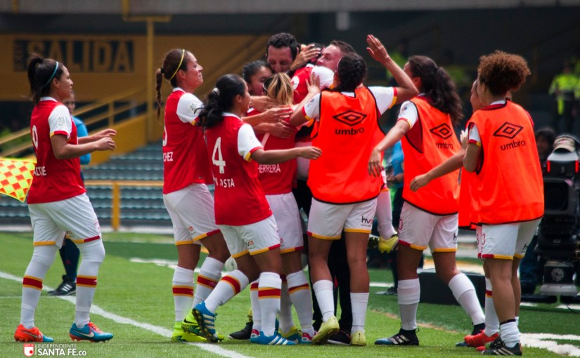 Arrancó la Liga Femenina enColombia