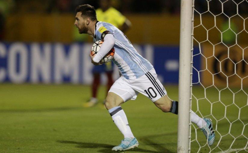 Argentina, y su ansiadaclasificación.