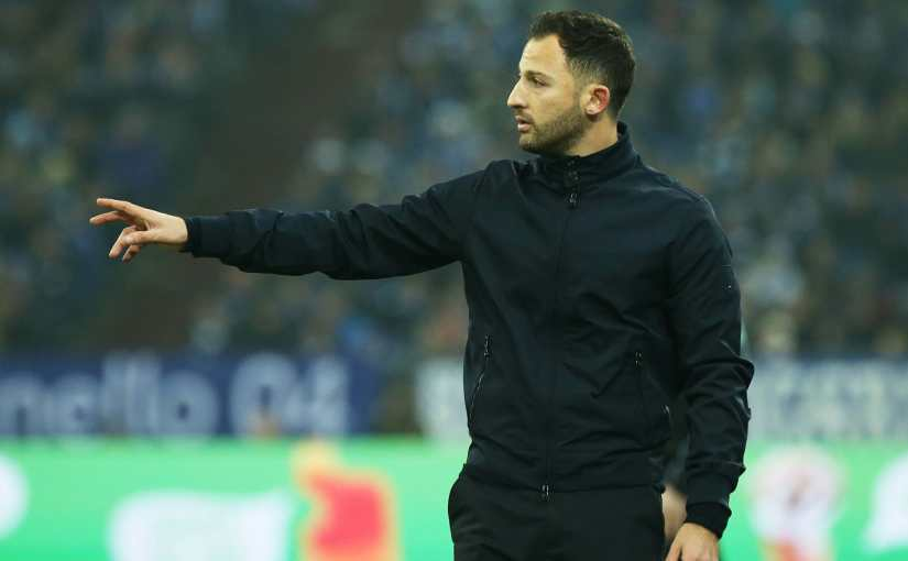 Tedesco y su Schalke04