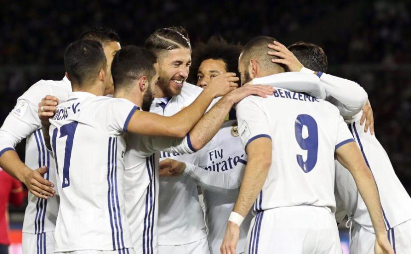 Armas blancas en elBernabéu