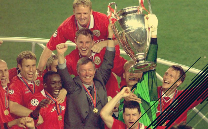 Manchester United y su relación con la ChampionsLeague