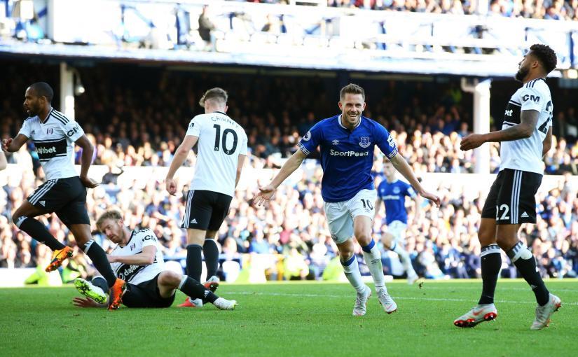 Everton y Fulham: choque deproyectos