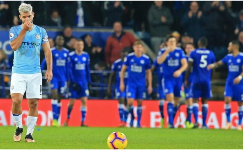 Leicester v City: El momento delreinicio