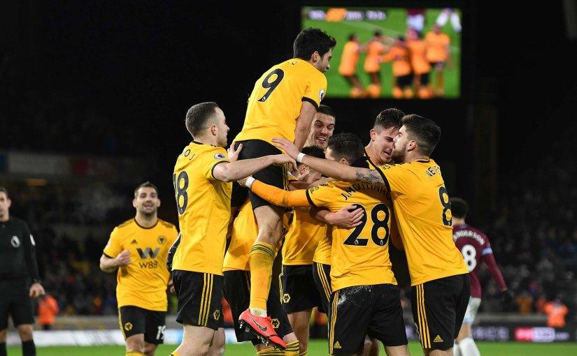 El Wolverhampton sigue a losuyo